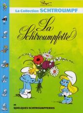 Les schtroumpfs -3Sep- La Schtroumpfette