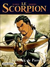 Le scorpion -INTFL2- La croix de Pierre / le démon au Vatican