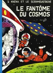 Le scrameustache -5- Le fantôme du Cosmos