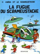 Le scrameustache -6- La fugue du Scrameustache