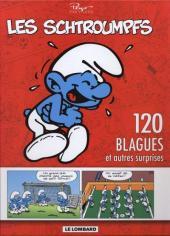 Schtroumpfs (120 blagues de) -1- 120 blagues et autres surprises