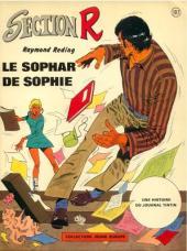 Section R -2- Le sophar de Sophie