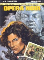 Serge Morand -2- Opéra noir