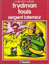 Sergent Laterreur - Tome 245
