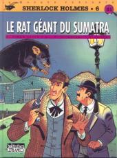 Sherlock Holmes (CLE) -6- Le rat géant du Sumatra