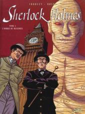 Sherlock Holmes (Croquet/Bonte) -3- L'ombre de Menephta