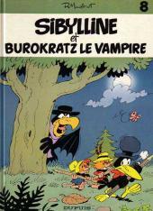 Sibylline -8- Sibylline et Burokratz le vampire