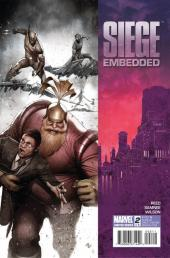 Siege Embedded (Marvel Comics - 2010) -2- Book two