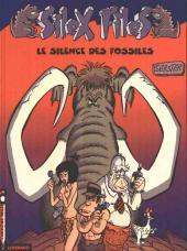 Silex Files -2- Le silence des fossiles