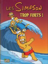 Les simpson (Jungle !) -6- Trop forts !
