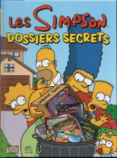 Les simpson (Jungle !) -7- Dossiers secrets