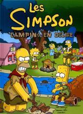 Les simpson (Jungle !) -1FL- Camping en délire