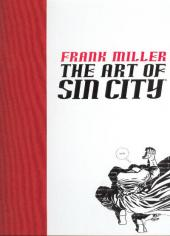 Sin City -HS- The Art of Sin City