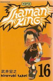 Shaman King -16- Le Petit-fils