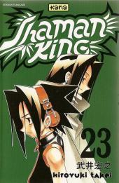 Shaman King -23- Épilogue, 4e partie