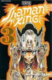 Shaman King -3- Un shaman bien dérangeant