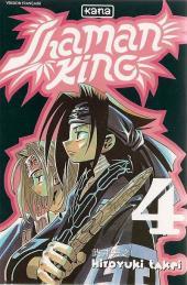 Shaman King -4- Son totem