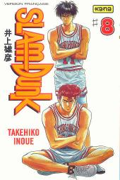 Slam Dunk -8- Tome 8