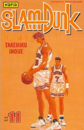 Slam Dunk -11- Tome 11