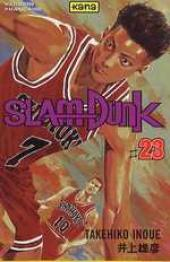Slam Dunk -23- Tome 23