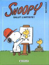 Peanuts -6- (Snoopy - Dargaud) -27- Salut l'artiste