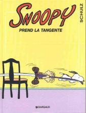 Peanuts -6- (Snoopy - Dargaud) -29- Snoopy prend la tangente
