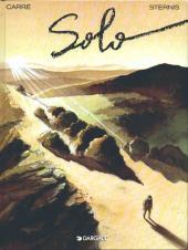 Solo (Carré/Sternis) -1- Lignes de fuite
