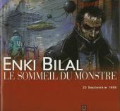 Monstre (Bilal) -1DP- Le sommeil du monstre