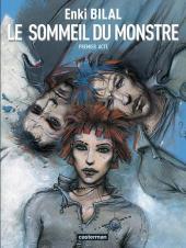 Monstre (Bilal) -1a- Le Sommeil du monstre - Premier acte