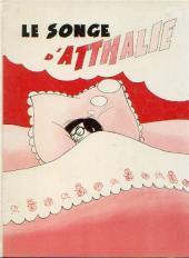 Le songe d'Atthalie - Tome 1