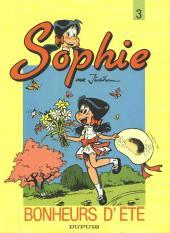 Sophie (Jidéhem) -3b- Bonheurs d'été