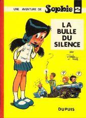 Sophie (Jidéhem) -2- La bulle du silence