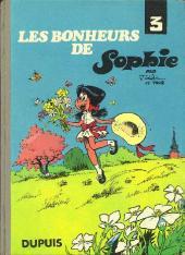 Sophie (Jidéhem) -3- Les bonheurs de Sophie