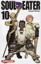 Soul eater -10- Tome 10