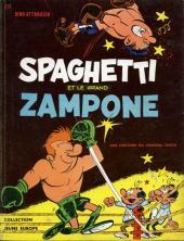 Spaghetti -6- Spaghetti et le grand Zampone