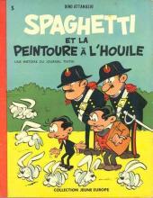Spaghetti -1- Spaghetti et la peintoure à l'houile