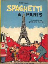 Spaghetti -4- Spaghetti à Paris
