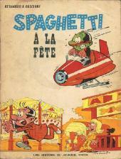 Spaghetti -8- Spaghetti à la fête