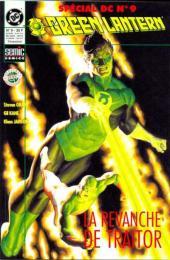 Spécial DC -9- Green Lantern - La revanche de Traitor