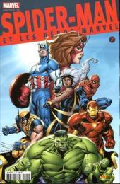 Spider-Man (et les héros Marvel) - Fascicules -7- Les héros les plus puissants de la Terre
