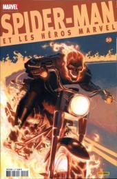 Spider-Man (et les héros Marvel) - Fascicules -10- Noir c'est noir