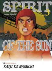 Spirit of the Sun -3- Déclaration de guerre