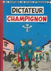 Spirou et Fantasio -7- Le dictateur et le champignon