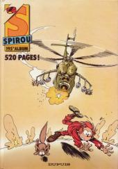 (Recueil) Spirou (Album du journal) -195- Spirou album du journal