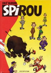 (Recueil) Spirou (Album du journal) -245- Spirou album du journal