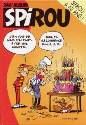 (Recueil) Spirou (Album du journal) -246- Spirou album du journal