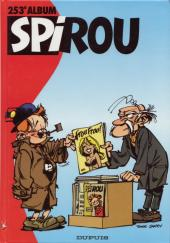 (Recueil) Spirou (Album du journal) -253- Spirou album du journal
