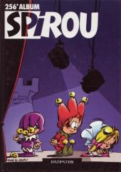 (Recueil) Spirou (Album du journal) -256- Spirou album du journal