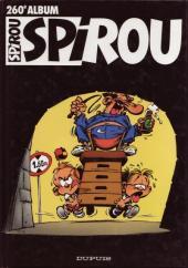 (Recueil) Spirou (Album du journal) -260- Spirou album du journal