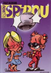 (Recueil) Spirou (Album du journal) -262- Spirou album du journal